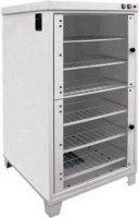 Шкаф расстоечный электрический (со стеклянными  дверцами) ШРЭ 2.1 (в обрешетке)