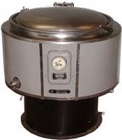 Котел пищеварочный электрический типа КПЭ-160  ( со станцией  управ)