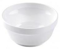 Тарелка из поликарбоната для первых блюд 450 мл