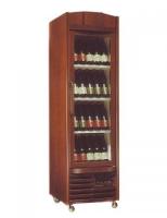 Шкаф винный Tecfrigo Bodega 400 1-4TV темный орех