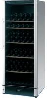 Шкаф винный Tecfrigo Wine 155 серебр.