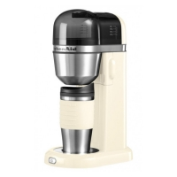 Кофеварка KitchenAid 5KCM0402EAC кремовая