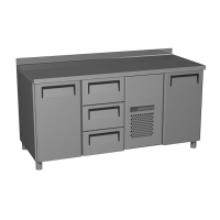 Стол холодильный Carboma 3GN/NT 131