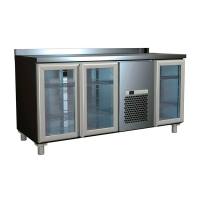 Стол холодильный Carboma 3GNG/NT