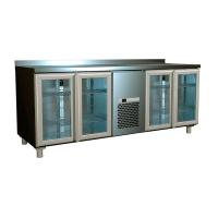 Стол холодильный Carboma 4GNG/NT