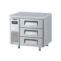 Стол холодильный Turbo air KUR9-3D-3