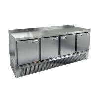 Холодильный стол Hicold GNE 1111/BT