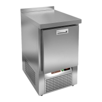 Холодильный стол Hicold GNE 1/TN BOX