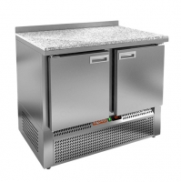 Холодильный стол Hicold GNE 111/TN камень