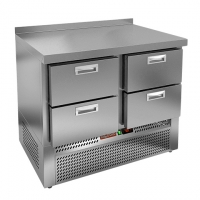 Холодильный стол Hicold SNE 22/TN