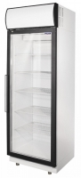 Холодильник, стеклянная дверь DM107-S