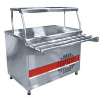 Прилавок холодильный ПВВ-70КМ-НШ