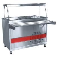 Прилавок холодильный ПВВ-70КМ-02-НШ