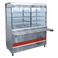 Прилавок-витрина холодильный ПВВ-70КМ-С-02-НШ