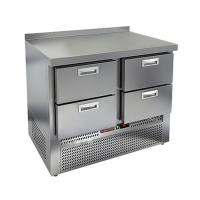 Холодильный стол Hicold GNE 22/BT