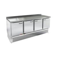 Холодильный стол Hicold GNE 1111/BT W