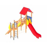 Детский игровой комплекс для старшей возрастной группы №1