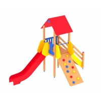Детский игровой комплекс для старшей возрастной группы №2