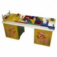 Стол Дидактический с набором игрушек