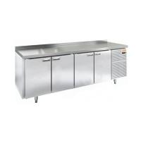 Холодильный стол Hicold SN 1111/BT W