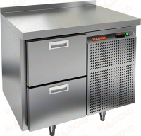 Холодильный стол Hicold SN 2/BT