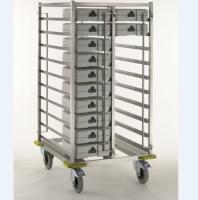 Тележки транспортные для термобоксов открытые