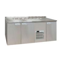 Стол холодильный для салатов Carboma SL 3GN