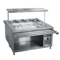 Салат-бар охлаждаемый Abat ПВВ(Н)-140СМ-01