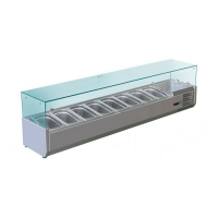 Витрина холодильная Koreco VRX 1800-330 (335I)
