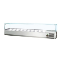 Витрина холодильная Koreco VRX 2000-330 (335I)