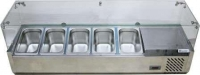 Витрина холодильная настольная барная «Convito» RT1200L