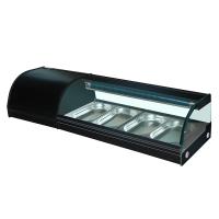 Витрина холодильная для тапас GASTRORAG VRX-TS1200