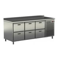 Стол холодильный Cryspi СШС-6,0 GN-1850