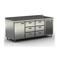 Стол холодильный Cryspi СШС-6,1 GN-1850