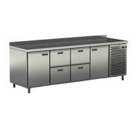 Стол холодильный Cryspi СШС-4,2-2300