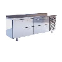 Стол холодильный Cryspi СШС-6,1 GN-2300