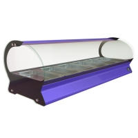 Витрина тепловая Кобор SE-6H purple