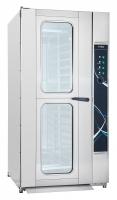 Шкаф расстоечный тепловой ШРТ-16 (черный дизайн, два стекла)
