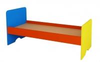 Кровать одноярусная (ЛДСП)