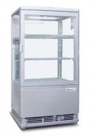 Витрина холодильная барная «Convito» RT58L-1 Silver