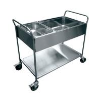 Тележка для сбора посуды ТС-100