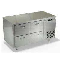 Стол холодильный центральный Техно-ТТ СПБ/О-123/04-1307