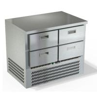 Стол холодильный центральный Техно-ТТ СПН/О-123/04-1007