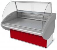 Витрина холодильная ВХС-1,8 Илеть (Статика)