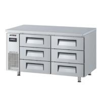 Стол морозильный Turbo air KUF12-3D-6