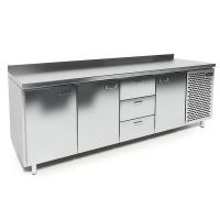 Стол морозильный Cryspi СШН-3,3 GN-2300