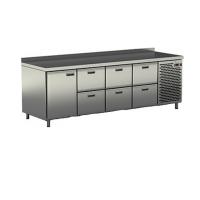 Стол морозильный Cryspi СШН-6,1 GN-2300