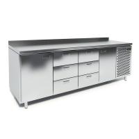 Стол морозильный Cryspi СШН-6,2 GN-2300