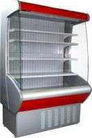 Витрина холодильная ВХСд-1,3 Carboma фруктовая