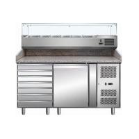 Стол холодильный для пиццы Koreco SPZ 1610 TN
